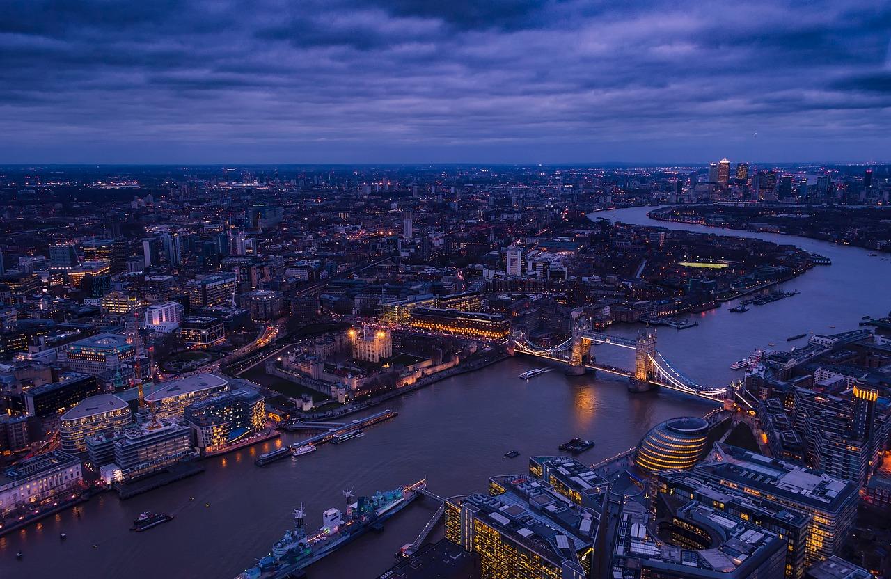 london hotel best view